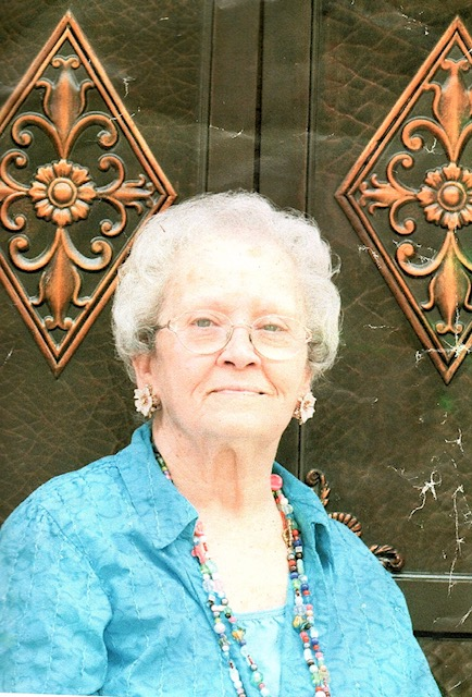 Bettie Lee Womack Beckman